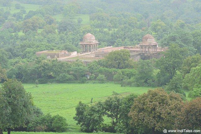 Baz Bahadur Palace - Mandu, MP Road Trip