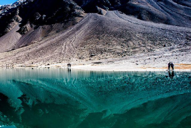 Chandratal Lake - Lahaul & Spiti, Himachal Pradesh