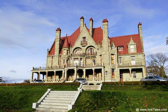 Craigdarroch Castle - Victoria BC
