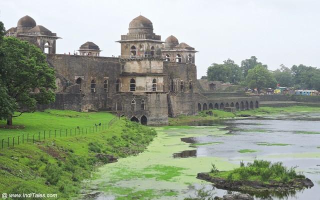 Jahaj Mahal - Mandu - MP Road Trip