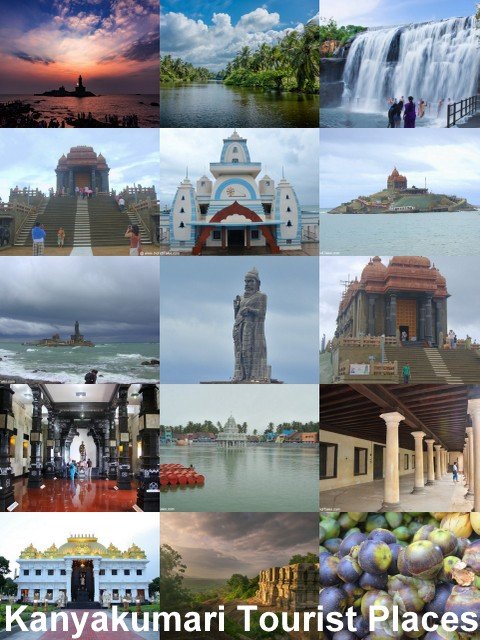 Kanyakumari Tourist Places