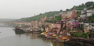 Omkareshwar Island