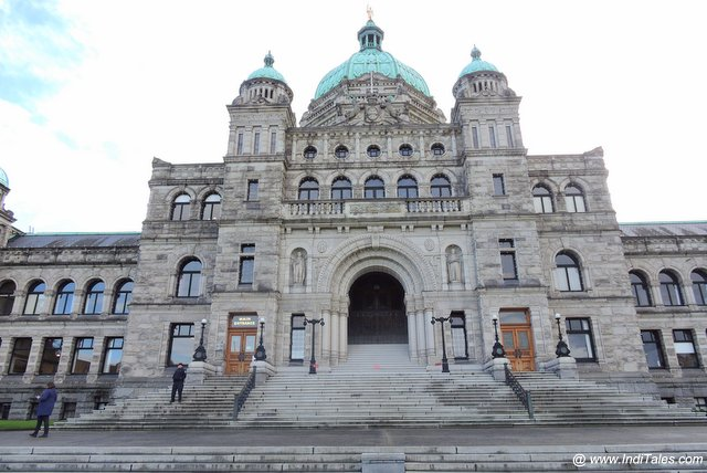 Parliament Building Victoria BC Canada