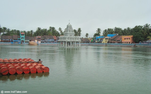 Suchindram Temple - Kanyakumari Tourist Places