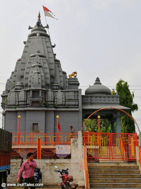 विन्ध्य वासिनी मंदिर - महेश्वर
