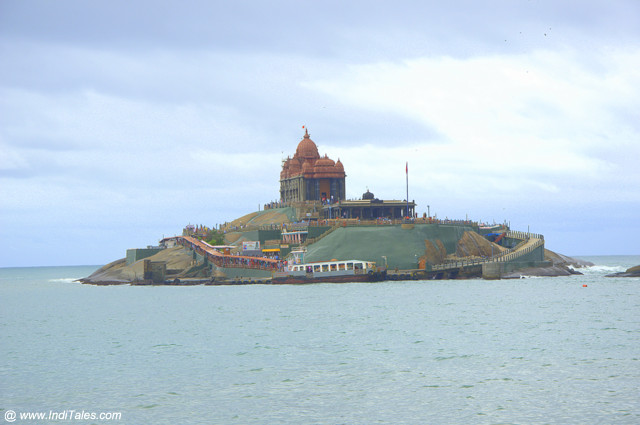 Vivekananda Rock Memorial - Must see Kanyakumari Tourist Places