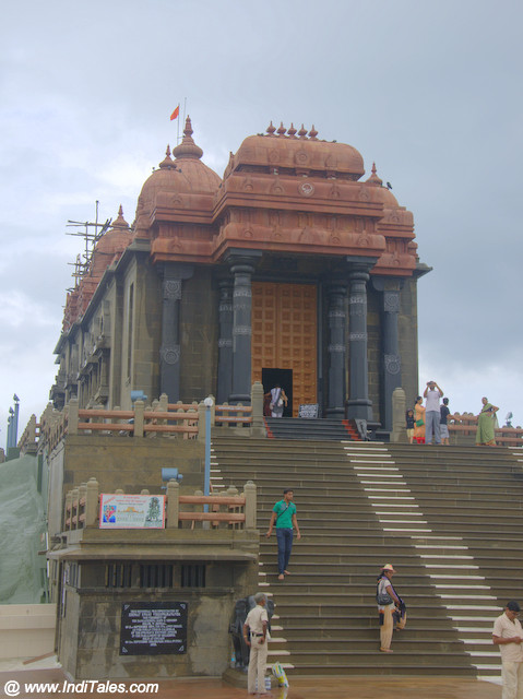 Vivekananda Rock Memorial, the prime of Kanyakumari Tourist Places