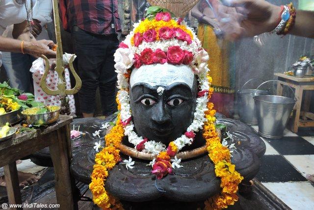 Bhuteshwar Mahadev Mandir, Naimisharanya