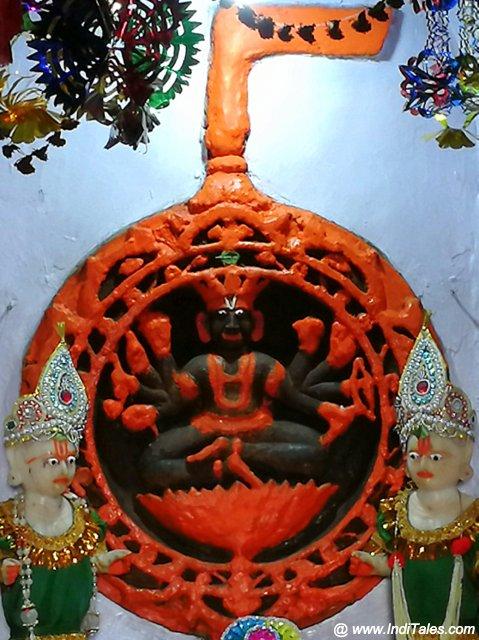 Chakra Narayan Temple Chakra Tirtha