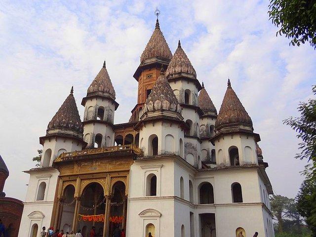 Hangeshwari Kali Mata Temple - Bansberia