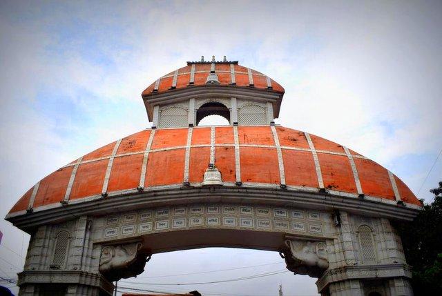 Kalighat Kalibari Kolkata Entrance