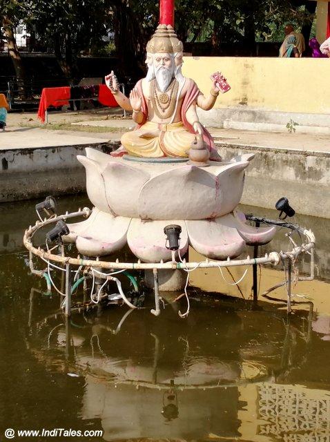 Brahma Sarovar - Chakra Tirtha - Naimisharanya