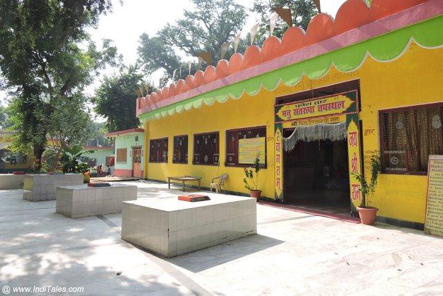 Manu Satrupa Temple - Neemsar