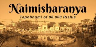 The Tapobhumi of 88,000 Rishis - Naimisharanya