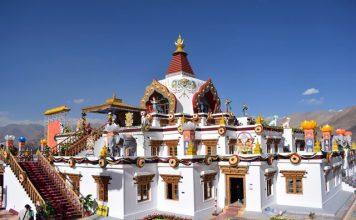 Naropa Stupa - Ladakh