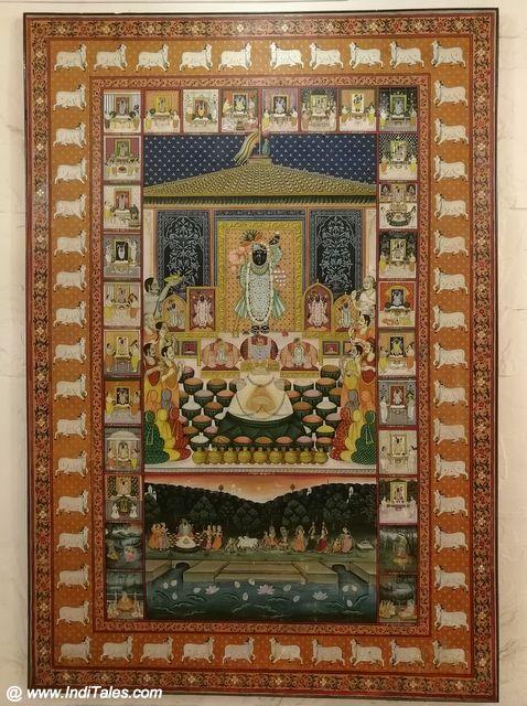 Srinathji Pichhwai