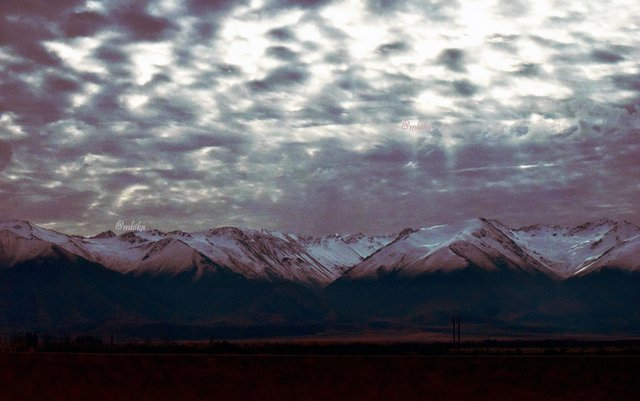 Southern Alps - New Zealand South Island
