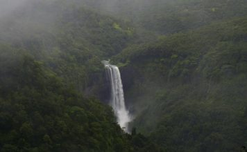 Surla Falls, Goa - off the Western Ghats