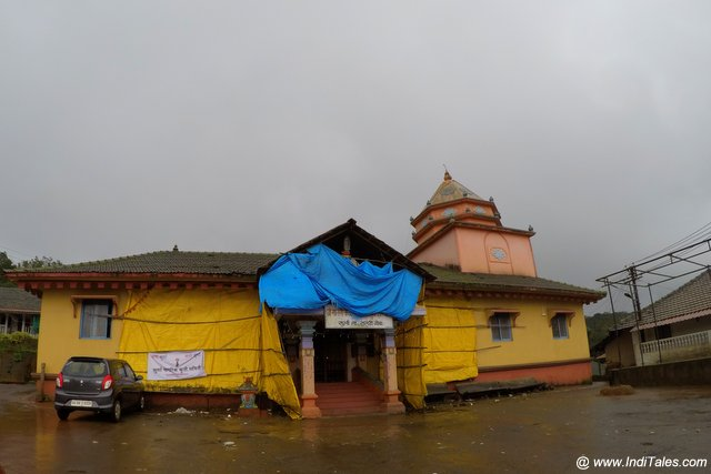 Surla village temple