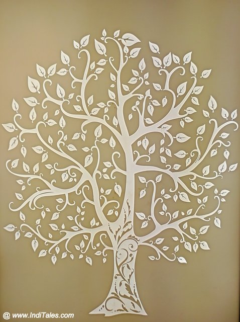 Tree of Life - In-room decor