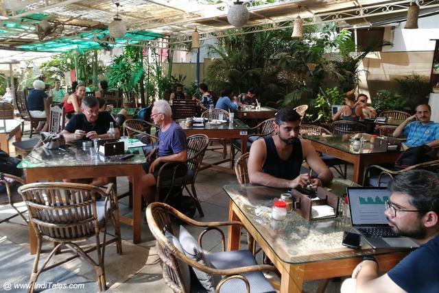 Artjuna Garden Cafe