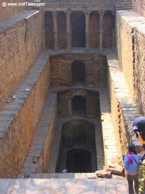 Gandhak Ki Baoli or Sulphur Stepwell, Mehrauli, Delhi