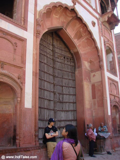 Hathi Gate of Zafar Mahal