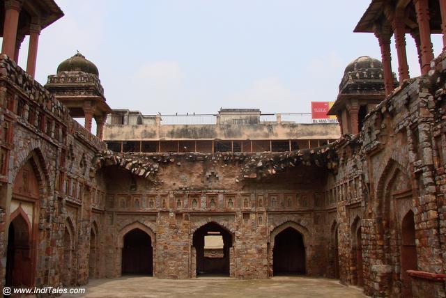 Jahaz Mahal, Mehrauli