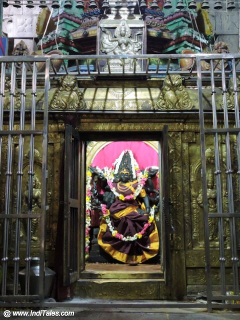 Kali Amman Temple inside the complex