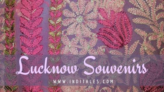Best Lucknow Souvenirs Shopping In Lucknow Bazaars Inditales