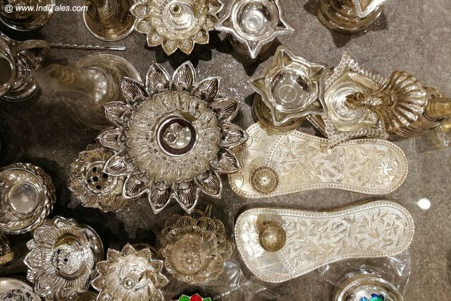 Silver Metalcraft from Lucknow