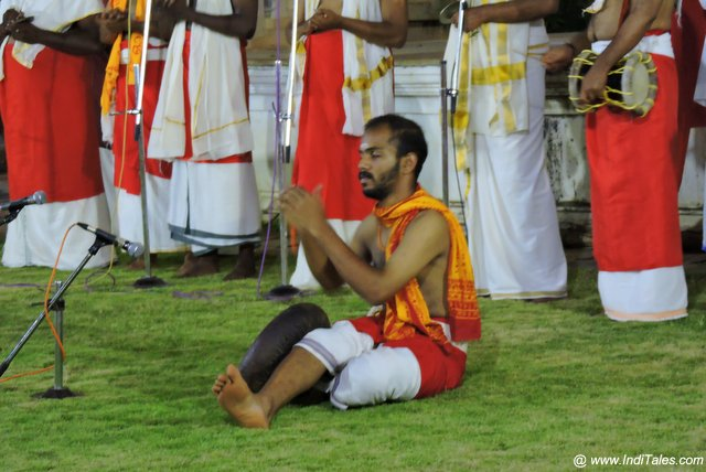 Thappu - the key percussion instrument of Padayani in Kerala