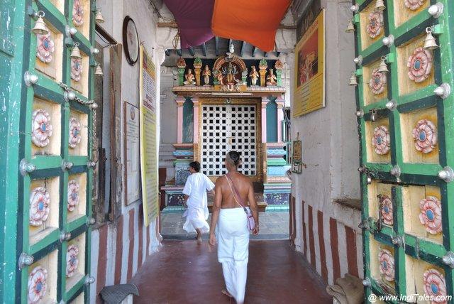 Ashtabhuja Perumal Temple - Vishnu Kanchi - Kanchipuram
