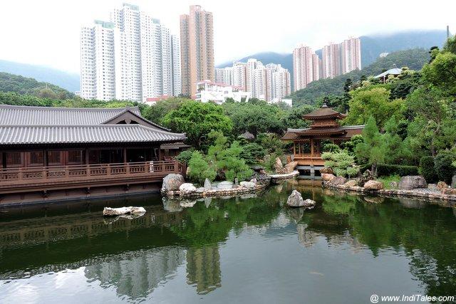 हाँग काँग के उद्यान