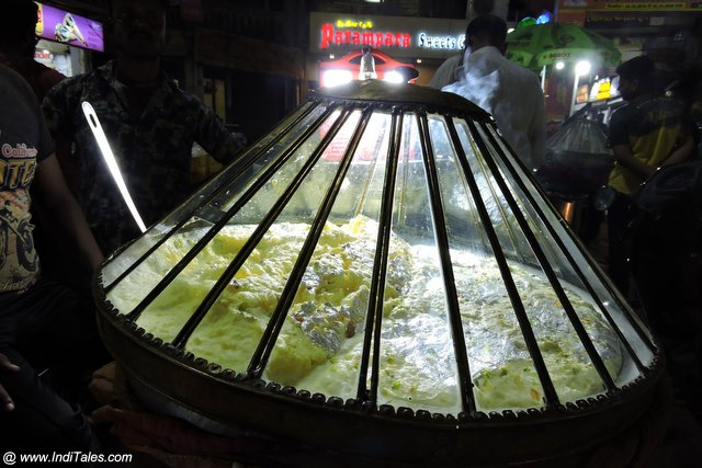 Nimish or Makhan Malai - Lucknow Street Food