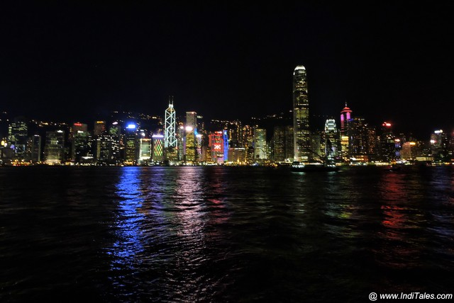 Symphony of Lights Show - Hong Kong
