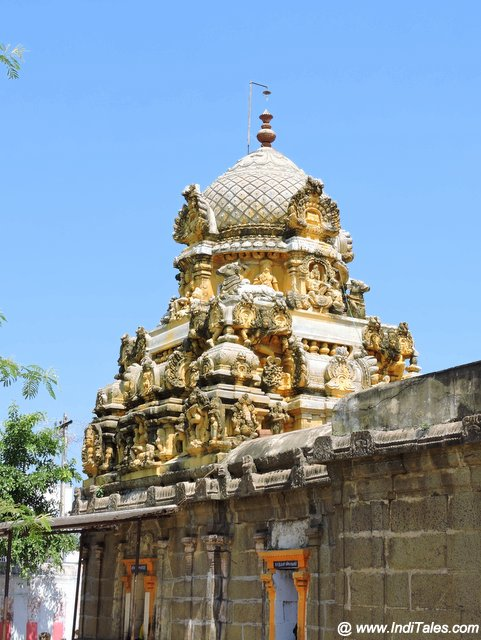 Vyaseswara Temple in Vishnu Kanchi