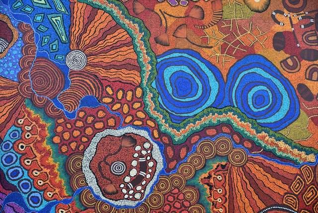 Aboriginal Art - Kununurra Australia