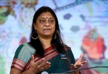 Anuradha Goyal - Soft Power Conference New Delhi