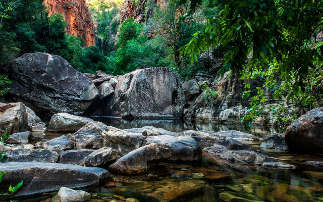 Emma Gorge, Kimberley, West Australia