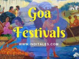 Popular Festivals of Goa