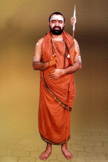 Sri Vijayendra Saraswathi Swami ji of Kanchi Kamkoti Mutt Kanchipuram