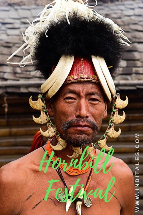 Konyak Naga Tribal - Nagaland