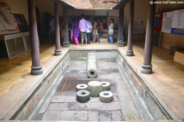 Courtyard of Koyikkal Palace