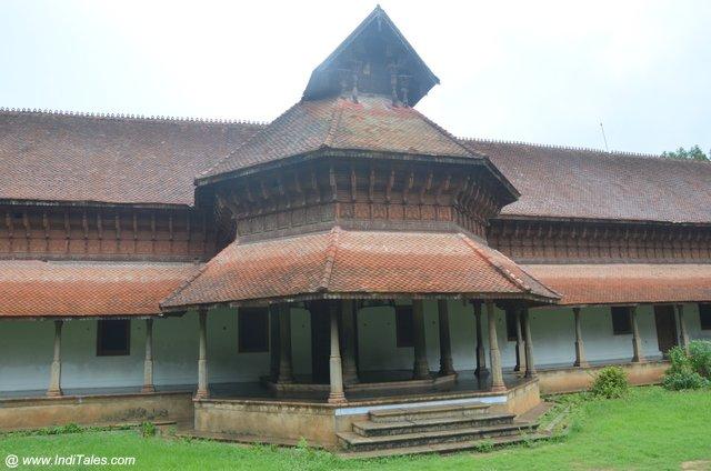 Kuthiramalika Palace landscape view