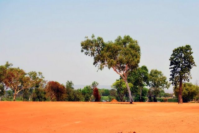 Red Soil of Kununurra