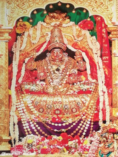 Sharadamba deity