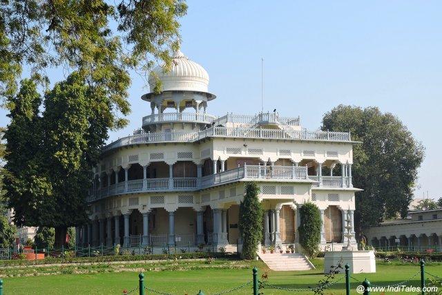 Anand Bhavan - Allahabad City