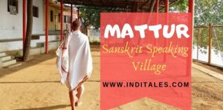 Mattur Sanskrit Speaking Village of Karnataka