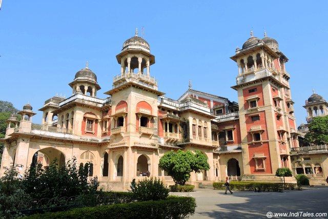 Senate Hall - Allahabad University